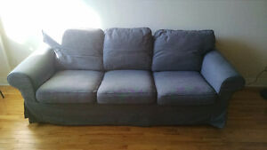 2 Year Old Ektorp Couch