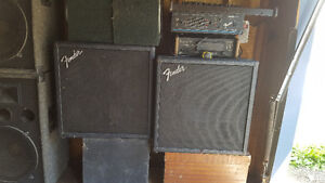 Fender Bass stack with head Peterborough Peterborough Area image 1