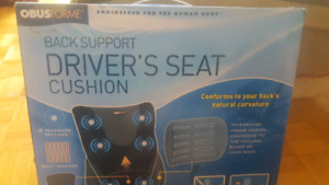 Obus forme driver seat