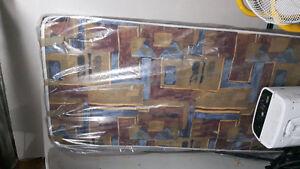 Single mattress high density foam