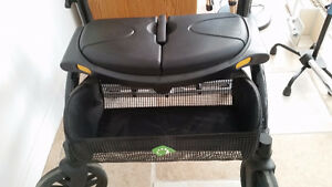 Rollator Medical Folding Walker with Wheels and Padded Seat Windsor Region Ontario image 4