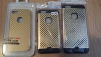 Gold Cases for iPhone 5, iPhone 5s, iPhone 6, iPhone 6+