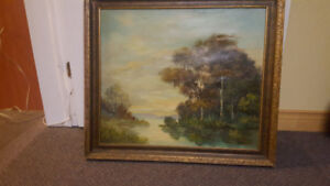 European Oil Painting For Sale