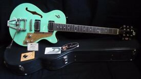 Duesenberg Starplayer TV SurfGreen not gretsch gibson trade