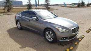 2016 Infiniti Q50 AWD, Will pay $1000 to the new owner!