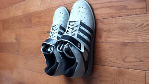 Adidas weightlifting shoes size 9.5
