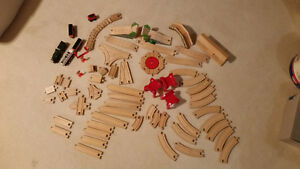 Thomas The Tank Engine Wooden Track sets