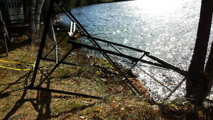 Boat Lift / Hoist for sale or trade great condition