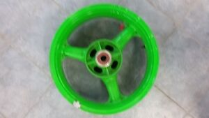 Used rear rim for Kawasaki Ninja ZX6R 2000-2002 41073-1659-CJ