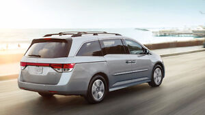 REDCUED: 2014 Honda Odyssey EXL fully loaded, one owner