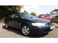 2000 X HONDA ACCORD COUPE 3.0i V6 AUTOMATIC.DRIVES AMAZING.LOW MILEAGE WITH FSH.