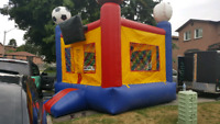 Bouncy castles and party rentals