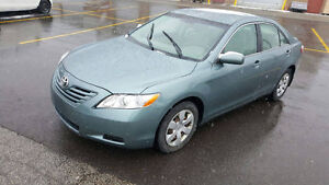 2009 Toyota Camry LE with Warranty