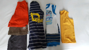 Boys clothes - size 4-5 - 5$ for all