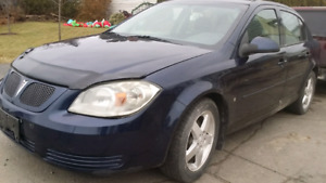 2009 Pontiac G5 SAFETY AND ETEST LOW KMS