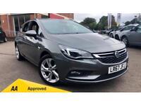 2017 Vauxhall Astra 1.4T 16V 150 SRi 5dr Manual Petrol Hatchback