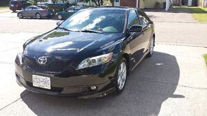 2007 Toyota Camry leather Sedan- reduced