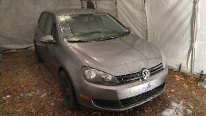 2010 Volkswagen Golf Comfortline manuelle