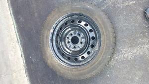 2015 Mazda 3 winter rims and tire