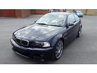 AUGUST 2003 CARBON BLACK BMW E46 M3