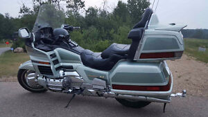 25th Anniversary Special Edition Gold Wing