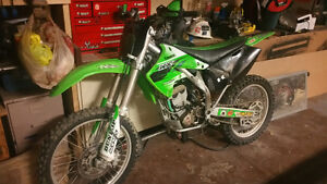 Dirt bike for trade vehicle/boat