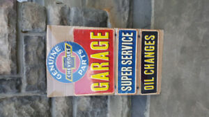 Mancave signs perfect father's day g8ifts.