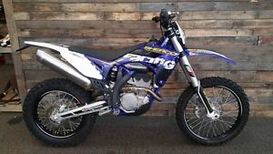2014 Sherco SE-F 300i Racing Enduro