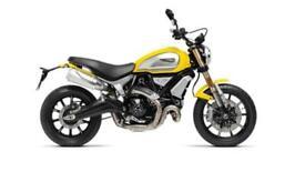 2018 Ducati Scrambler 1100 Sport Ex Demo Bike - NATIONWIDE DELIVERY AVAILABLE