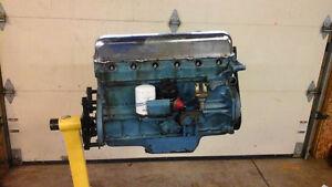 Mopar Dodge Plymouth engine 225 slant six