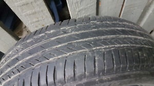 Tires P175/65 R15 84H $40 good for at least one more season