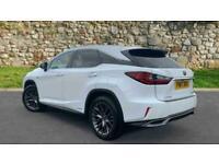 2017 Lexus RX ESTATE 450h 3.5 F-Sport 5dr CVT Auto SUV Petrol/Electric Hybrid Au