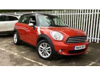 2014 Mini Countryman 1.6 Cooper 5dr with Extras Wor Manual Petrol Hatchback