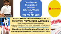 IMMIGRATION CONSULTANCY-HELP IN IMMIGRATION MATTERS-GREAT HELP--