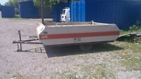 gutted trailer for sale or trade