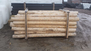 "5"" x 8ft. Fence Posts"