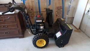 Brute 1150 Series Snow Blower , 27 inch dual stage