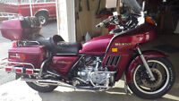 1982 Gold Wing 1100