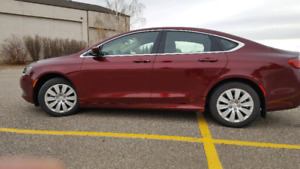 CHRYSLER 200 2016 REDUCED PRICE
