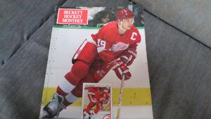 Beckett Hockey price guide, 1991