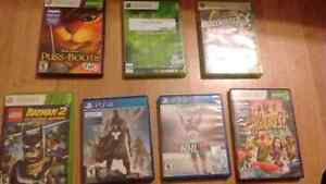PS4 GAMES AND XBOX 360 GAMES Kitchener / Waterloo Kitchener Area image 1