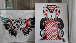 Native Art prints from artist Lon French