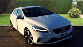 2016 Volvo V40 D2 (120) R Design with Rear Pa Manual Diesel Hatchback