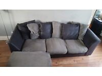 Sofa for sale no rips scratches or nothing ideal for someone starting out