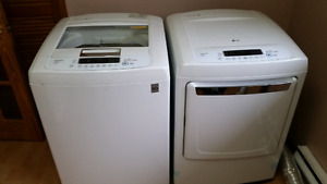 Was 1600  new 2 years old washer and dryer  900 or best offer