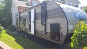 Immaculate  and Very Light 26ft Travel Trailer