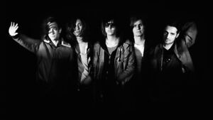The Strokes - May 20th - 2 x Level 406 row L at face value!