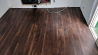 Tile, laminate, vinyl, hardwood