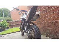 Xsport 110 pitbike