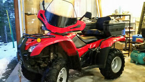 2009 Honda Fourtrax